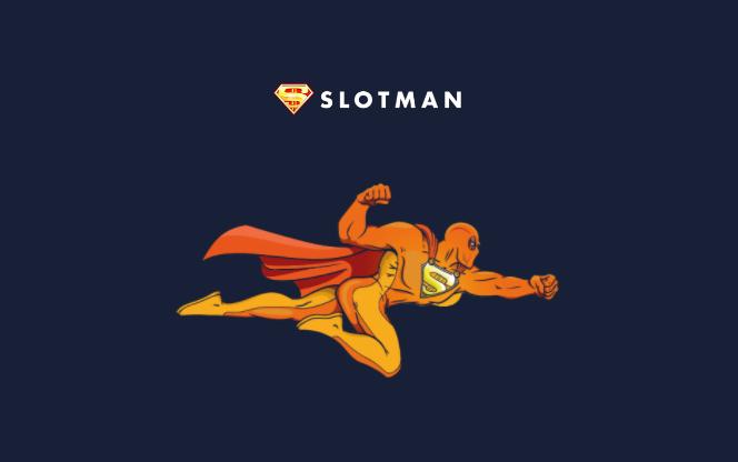 Slotman Superhero