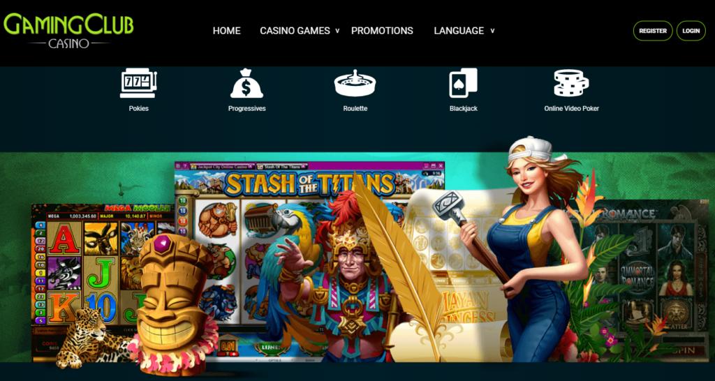 Gaming Club games